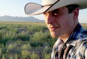 Owen in pasture